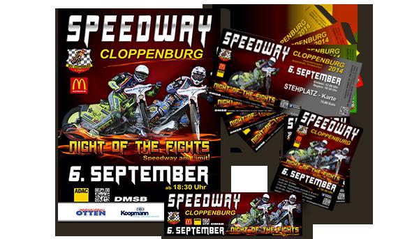MSC Cloppenburg - Speedway