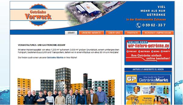 Emsland Webdesign - Ihr Partner im Internet ! Herzlake - Glebe Design